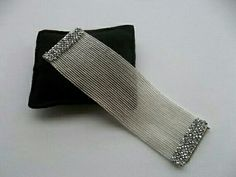 Very pretty cuff.