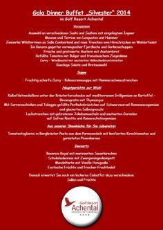 Unsere Gäste starten kulinarisch ins neue Jahr! Mousse und Terrine von Langusten und Hummer * * * Tranchen vom Hirschrücken * * * Kalbsfiletmedaillons * * * Bergkräuter Pesto * * * Bavarois Royal ... & Co. sind mit dabei beim #Gala #Dinner #Buffet zum Jahreswechsel im #Chiemgau - #Feiern Sie mit uns #kulinarisch #Silvester - Es erwartet Sie ein Abend mit Live-Musik, Zauberei, leckerem #Essen , DJ, Feuerwerk ..... Wir freuen uns auf Sie! #happynewyear