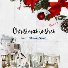 On behalf of the JohnsonSuisse team, we would like to thank all our valued clients for their continued support throughout Have a relaxed Christmas and a Happy New Year! Bathroom Fixtures, Christmas Wishes, Australia, Shower, Happy, Design, Home Decor, Bathroom Accesories, Rain Shower Heads