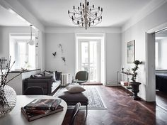Dit interieur is een bommetje Scandinavische inspiratie - Roomed