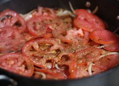 Carne Bistec - Colombian Steak with Onions and Tomatoes | Skinnytaste