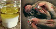 Aplique este analgésico natural no seu corpo - e não sinta nenhuma dor por muito…