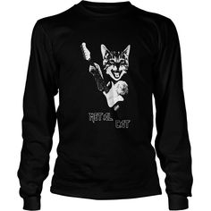 heavy metal cat funny cat with guitar music t shir #gift #ideas #Popular #Everything #Videos #Shop #Animals #pets #Architecture #Art #Cars #motorcycles #Celebrities #DIY #crafts #Design #Education #Entertainment #Food #drink #Gardening #Geek #Hair #beauty #Health #fitness #History #Holidays #events #Home decor #Humor #Illustrations #posters #Kids #parenting #Men #Outdoors #Photography #Products #Quotes #Science #nature #Sports #Tattoos #Technology #Travel #Weddings #Women #catsfunnyhumorous