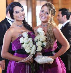 Irina y Andrea - Kimberly Dos Ramos & Scarlet Gruber #tierradereyes Tierra de Reyes