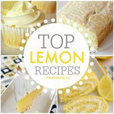 Great lemon recipes!