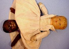 Bruckner Topsy Turvy Doll