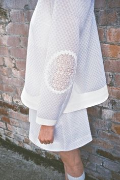 #white #fashion #minimalism