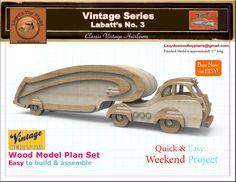 Vintage Truck Series No.3