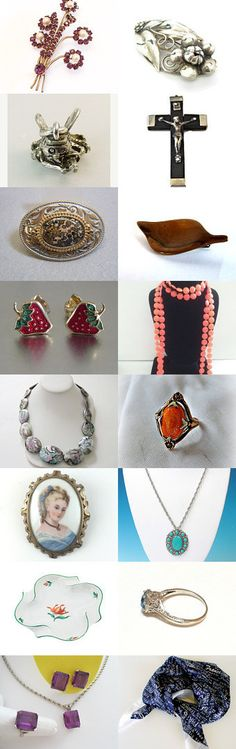 KEEP Spring Fresh! and Fun! Vogueteam by Robert Clough on Etsy--Pinned+with+TreasuryPin.com