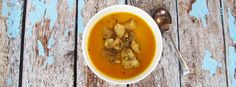 To me winter = Pumpkin Soup. My version uses lots of orange coloured vegetables as well as pumpkin and is thick and warming. Thermomix & regular methods.