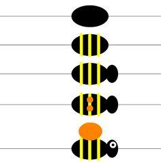 Bee Bead - Lampwork Etc.
