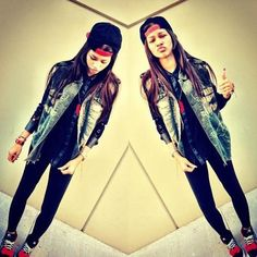 #jean #jacket #skinnyjeans #snapback  #swag #girl #outfit #fashion