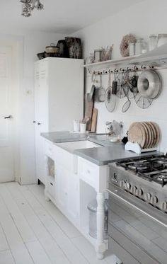 White Interior Design - Интерьер # 110: Tierlantijn@Home