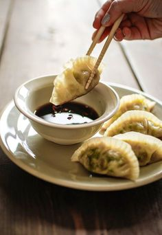 Wagamama Chicken Gyoza Recipe