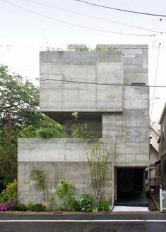 What is Minimalist architecture? Modern Japanese Architecture, Concrete Architecture, Minimalist Architecture, Residential Architecture, Ancient Architecture, Sustainable Architecture, Landscape Architecture, Facade Design, Exterior Design