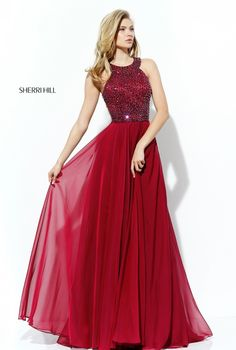 Sherri Hill dresses are designer gowns for television and film stars. Find out why her prom dresses and couture dresses are the choice of young Hollywood. Sherri Hill Homecoming Dresses, Prom Dresses 2017, Cheap Prom Dresses, Gown 2017, Gorgeous Prom Dresses, Elegant Dresses, Pretty Dresses, Formal Dresses, Vestidos Chiffon