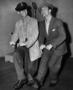 Gene Kelly & Frank Sinatra