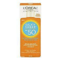 L'Oreal Paris Advanced Suncare Sunscreen SPF 50 Plus Liqu...