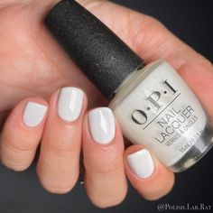 """⚜️ Larissa ⚜️ on Instagram: """"This is """"Funny Bunny"""" by @opi and it's shown here in 3 coats. I've bought this polish like 4 times between replacements and gifts and…"""" Funny Bunnies, Opi, Bunny, Nail Polish, Coats, Times, Nails, Beauty, Instagram"""