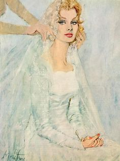 ✿Wedding Day✿ Maxwell Coburn Whitmore (1913 -1988)