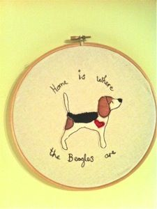 For all beagle lovers!