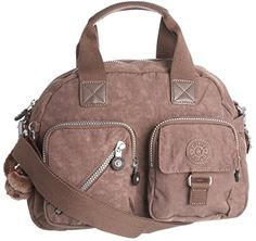 Women's Shoulder Bags - Kipling Womens Defea Handbag Medium Monkey Brown *** Read more reviews of the product by visiting the link on the image.
