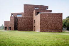 AIDarchitecten · Alfons Smet retirement home