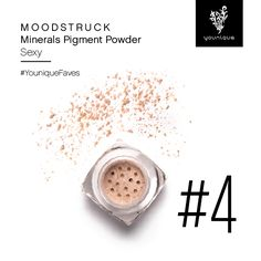 Our #4 best-selling product. Luxurious eye shadows that provide key nutrition for your skin. | Contact your Presenter or visit https://www.youniqueproducts.com/products/view/US-21000-00#.VT7f861Viko to purchase.