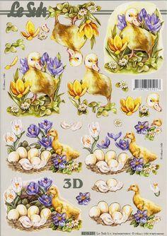 LAMINAS PARA ARTES FRANCES O 3D (pág. 7)   Aprender manualidades es facilisimo.com