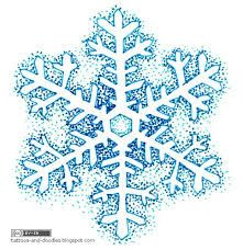 I don't think I'd ever have a reason for a snowflake tattoo but it is pretty - G