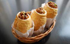 Buraco Quente de Picadinho  (www.ChefBrandy.com)