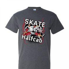 #Halfcab Camiseta Skate Halfcab www.halfcab.com.br