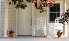 5 ideas para un acogedor jardín o porch