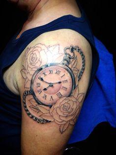 clock tattoo as we - Google Search