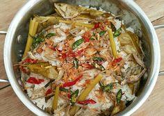 Resep Nasi Liwet Teri by Xanderskitchen ~ TTM Rice Recipes, Asian Recipes, Mexican Food Recipes, Cooking Recipes, Ethnic Recipes, Recipies, Nasi Liwet, Nasi Bakar, Nasi Lemak