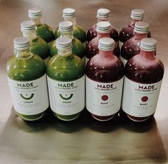 Made Juice - Perth Cold Pressed Juices www.madejuice.com
