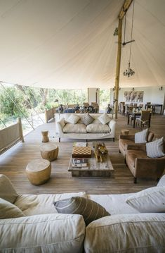 Eco Safari Lodge in Okavango Delta. If it's luxury, naturally you are after, this is the answer. (Photo Credit: Chris Schmid) See more:- http://www.sanctuaryretreats.com/botswana-camps-stanleys