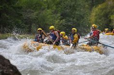Rafting in Tieton: Part 2 | Ananya Tales