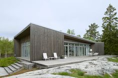 Modern Cabin by Architects: Claesson Koivisto Rune
