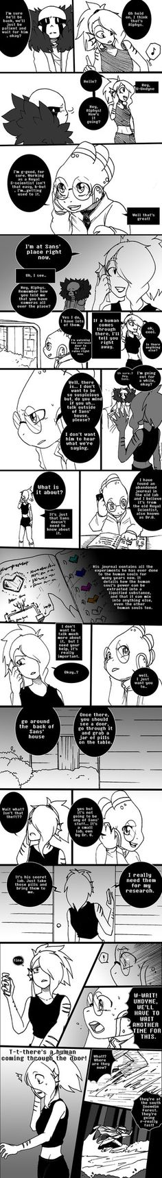 Anamnesis Part 3 - Pg 16-20 by GolzyBlazey.deviantart.com on @DeviantArt