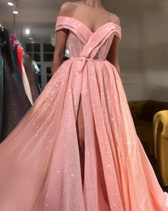 Pink Amelia TMD Gown