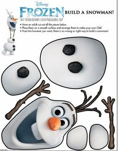 Free Printables: Disney's FROZEN Activity Sheets