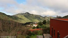 Albergue de Bolico is one of the best hostels in Tenerife with fantastic views