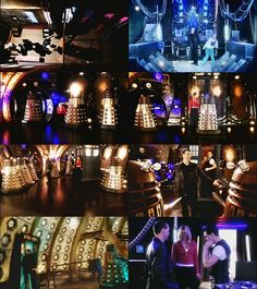 From the Timelord's archive.. Doctor and his companions traveling through time and space. http://pinterest.com/timelordarchive/doctor-who-2/