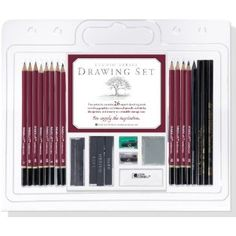 Linkies Contest Linkies: ( BP ) Giveaway Time With #Studio Series 26 Piece Sketch & Drawing Set - USA & CANADA