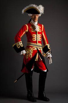 Chevau-leger de la Garde du Roy, Dettingen, 27 Juin 1743