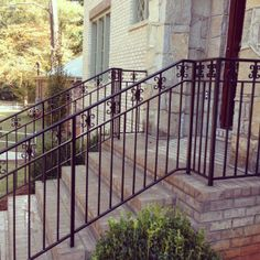 Handrails  find us on FB  https://www.facebook.com/pages/Circle-C-Industries-Inc-Wrought-Iron/208149092531464  https://www.facebook.com/circlecind
