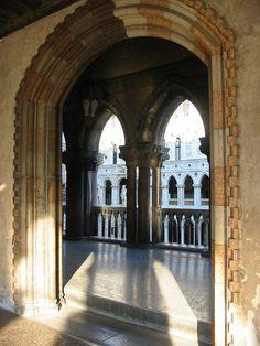 https://flic.kr/p/acQL6j | Doorway | Palazzo Ducale, San Marco, Venice, Italy