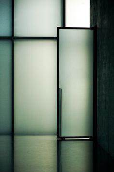 Bedroom wall  - Peter Zumthor