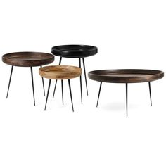 'Bowl Table by Mater. @2Modern'